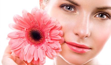 Fiori e profumi sulla pelle