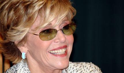 Cancro al seno per Jane Fonda