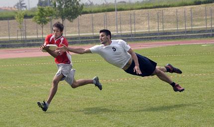 Chi lancia un Frisbee, trova amico