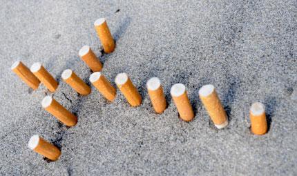La salute in fumo