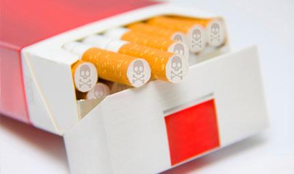 Il fumo aumenta la mortalità