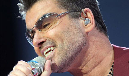 Polmonite per George Michael