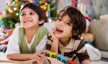 Natale: quest'anno solo giochi sicuri