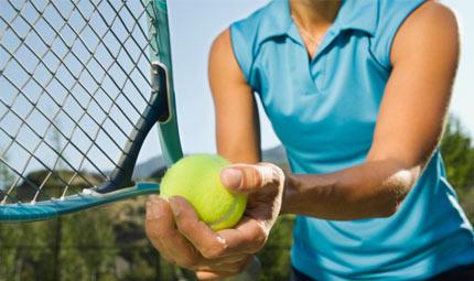 Gomito del tennista? Soluzione piastrine