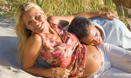 Rilassarsi in gravidanza
