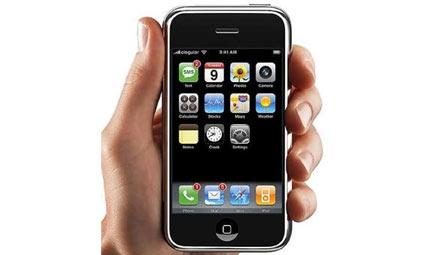 L'iPhone per non eccedere a tavola