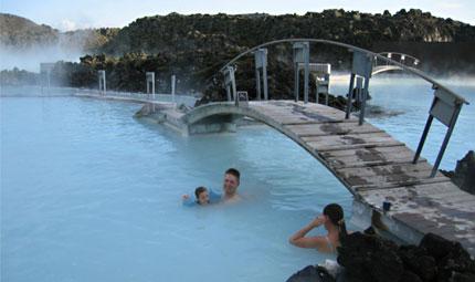 L'Islanda del benessere