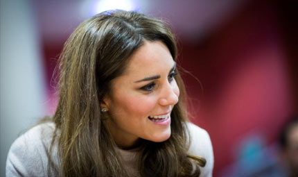 Kate: non solo nausee, ma iperemesi gravidica