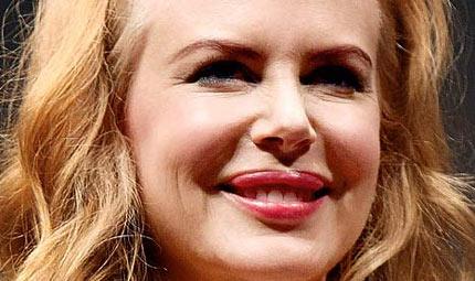 Botox: Kidman pentita esce allo scoperto