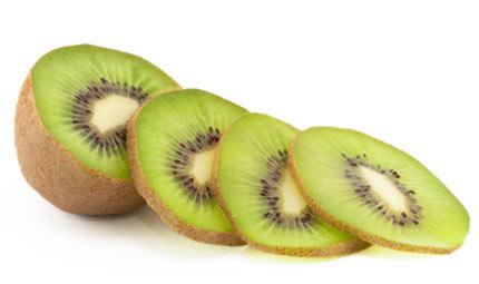 Tre kiwi al giorno contro l'ipertensione