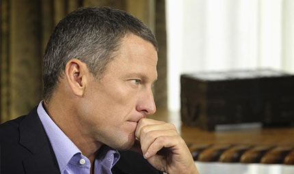 Lance Armstrong ha ammesso il doping