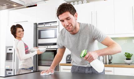 I lavori domestici influenzano il sesso
