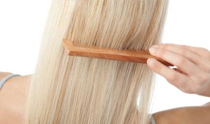 Per capelli perfettamente lisci