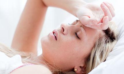 Il mal di testa uccide il piacere