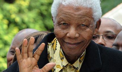 Celioscopia negativa per Mandela