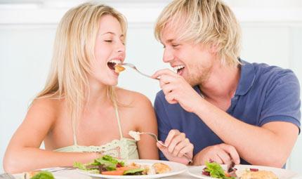 Se il benessere passa da tavola