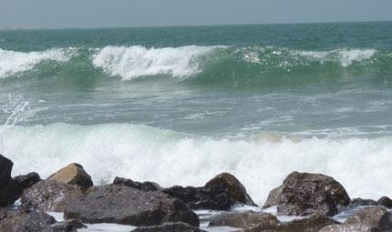 La bellezza che viene dal mare