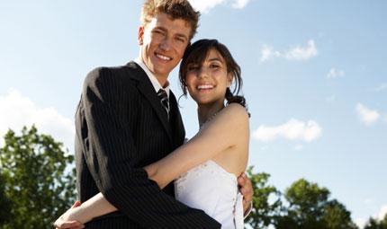 Sposarsi fa bene alla salute maschile