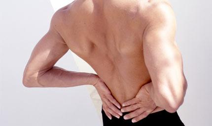 Il mal di schiena in una molecola