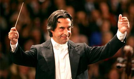 Gastrite per Riccardo Muti