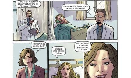Un fumetto per la prevenzione
