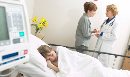 Osteosarcoma: la scuola entra in ospedale