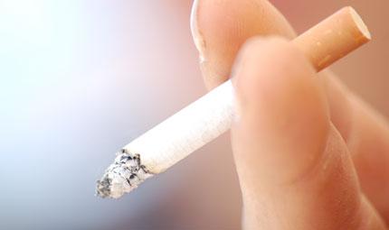 Il 94% della popolazione è esposto al fumo passivo