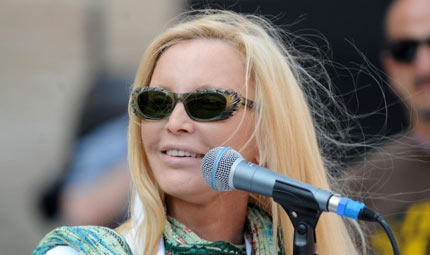 Patty Pravo ha vinto la depressione