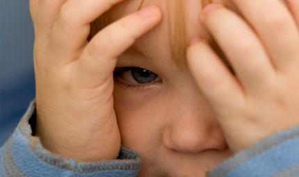 Le paure dei bambini