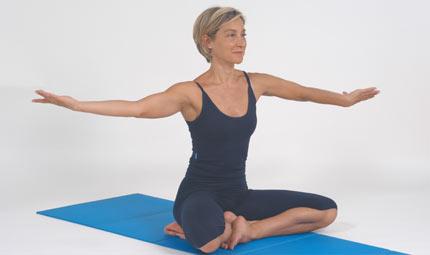 Pilates per le braccia