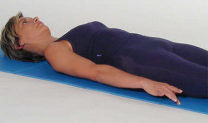 Pilates: esercizi per occhi e zigomi