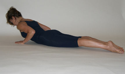 Pilates: rinforzare schiena, collo e braccia