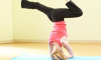Pilates: due esercizi per il collo