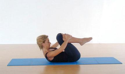 Pilates: missione addominali