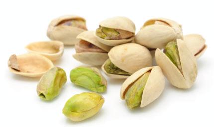 I pistacchi per mantenersi in forma