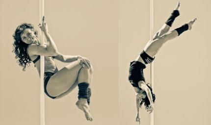Scolpisci il tuo corpo con la Pole Dance
