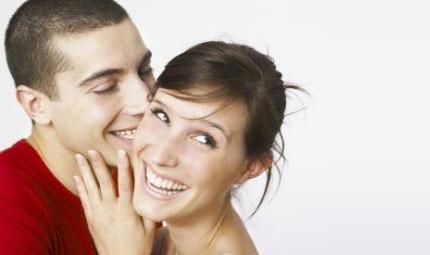 L'emozione del primo bacio