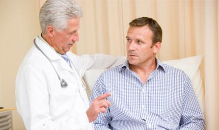 Tumore della prostata in aumento
