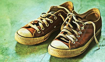 Scarpe da ginnastica: addio cattivi odori