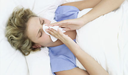 Raffreddore: dieci consigli