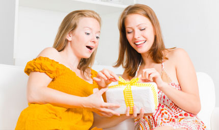 Donne e regali: non conta il pensiero!