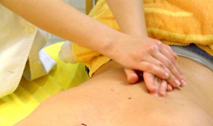 Rolfing: mal di schiena addio in 10 sedute