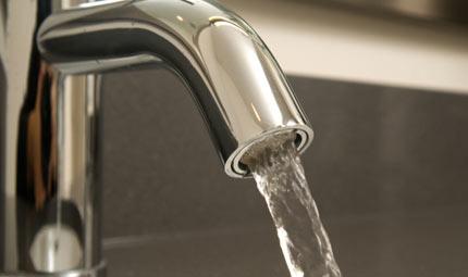 La salute esce dal rubinetto