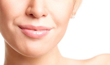 No alle rughe attorno alle labbra
