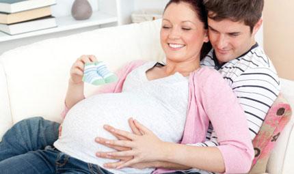 Diventare mamma con serenità