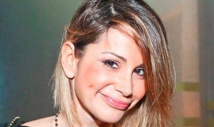 Simona Salvemini mamma da sola?
