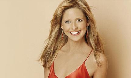 Buffy combatte con gli specchi