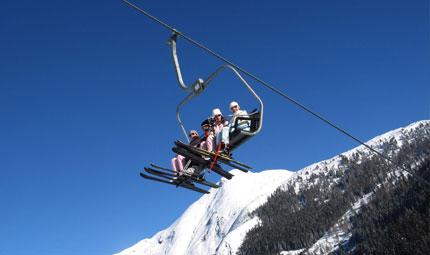La dieta dello sciatore