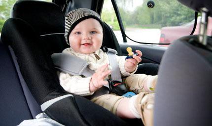 Seggiolini per auto: salvavita dei bambini