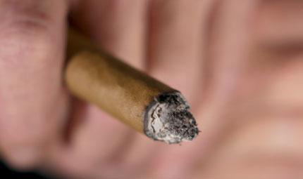 Pipa e sigaro: stessi rischi